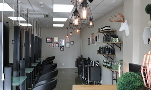 Blush Hair and Beauty Lounge: $45 Hair Styling Package, $99 with Foils/Colour or $119 with Balayage at Blush Hair and Beauty Lounge (Up to $214 Value)