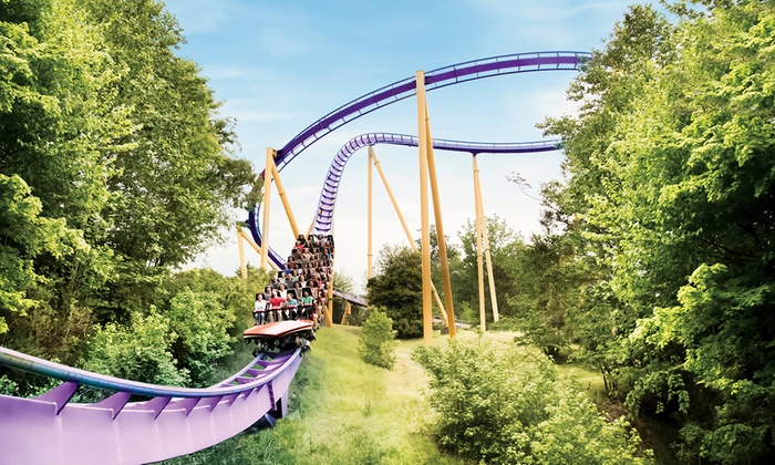 Busch Gardens Williamsburg in Williamsburg, VA | Groupon