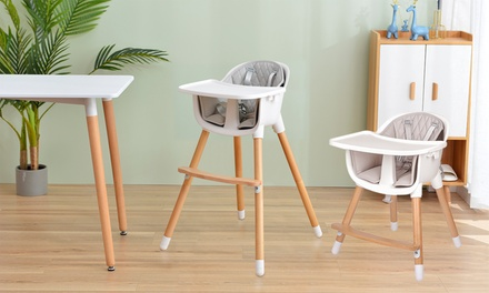 Two-in-One Baby High Chair