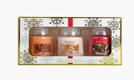 One, Two, Three or Four Candle Gift Packs