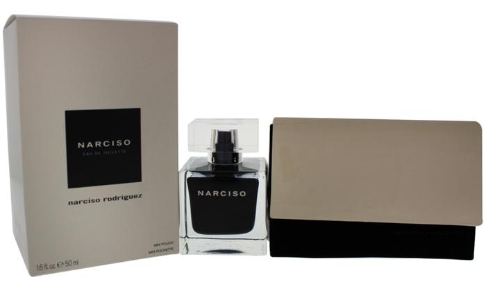 Set Natale 2018 Profumo per lei Narciso Rodriguez da 50 ml classico con pochette in vernice in confezione regalo