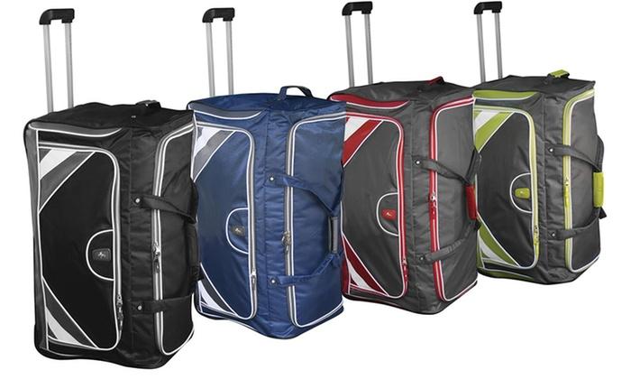 travelpro luggage outlet instore pickup atlantic sublite elite 28u201d rolling duffel