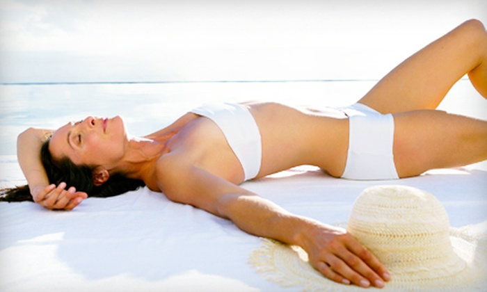 Forever Tanned - Langford: One or Two Mystic Tan Spray-Tan Sessions at Forever Tanned