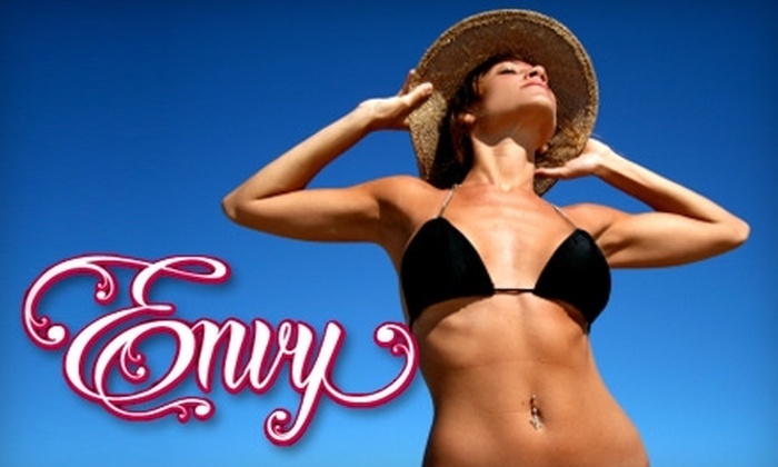 Envy Mobile Tan - New Orleans: $20 for a Full-Body Spray Tan at Envy Mobile Tan ($40 Value)