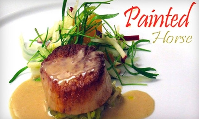 Painted Horse Cafe - Troon North: Casual Gourmet Fare at Painted Horse Cafe in Scottsdale. Choose Between Two Options.