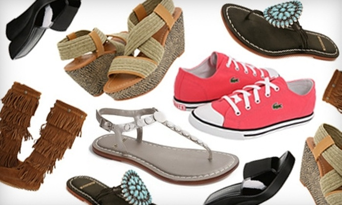 ShoeFly - Highland Park: $30 for $60 Worth of Shoes, Handbags, and Jewelry at ShoeFly in Highland Park