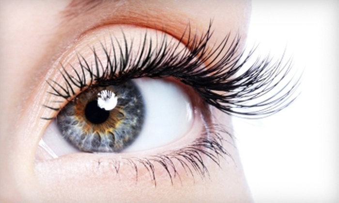 Permanent Cosmetics Studio - West Markham: $69 for Eyelash Extensions ($200 Value) or $50 for Two Eyelash Extension Refills ($100 Value) at Permanent Cosmetics Studio