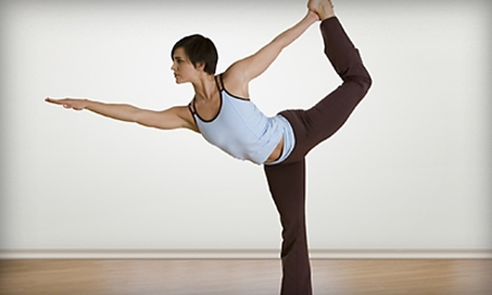Abhaya Yoga - Brooklyn: $49 for One Month of Unlimited Yoga Classes at Abhaya Yoga in Brooklyn ($150 Value)