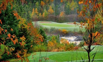 18 Holes of Golf for 2 Mon.-Thurs. (an $84 value) - Twin Rivers Golf Course at Terra Nova Golf Resort in Port Blandford