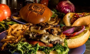 The Ignorant Owl: American Cuisine and Drinks for Two or Four at The Ignorant Owl (40% Off)