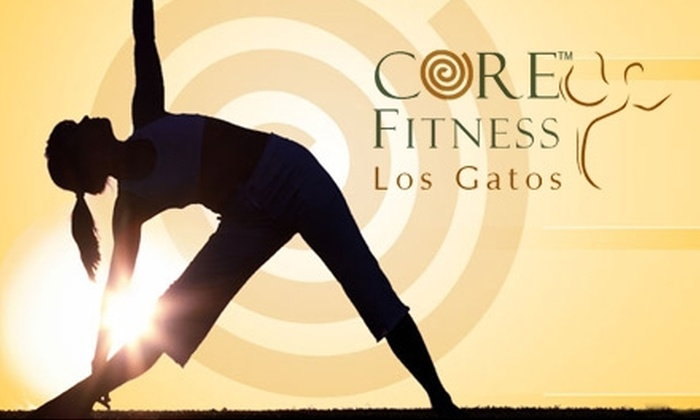 CORE Fitness - Los Gatos: $75 for Five Group Pilates Reformer Classes at CORE Fitness