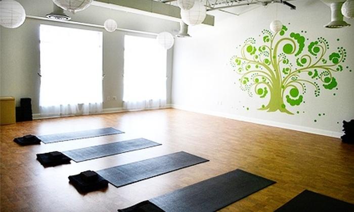 Blackbird Family Yoga - Middleton Hills: $50 for a One-Month Family Membership to Blackbird Family Yoga in Middleton ($155 Value)
