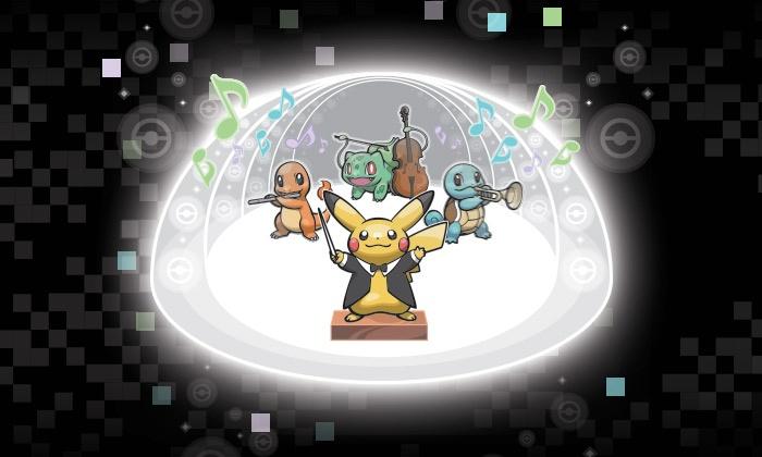 """""""Pokémon: Symphonic Evolutions"""" - Multiple Locations: Pokémon: Symphonic Evolutions on September 17 at 7:30 p.m."""