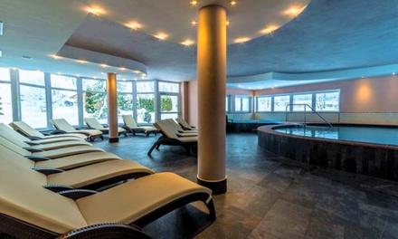 Bolzano: camera doppia con colazione o mezza pensione e Spa a 79€euro