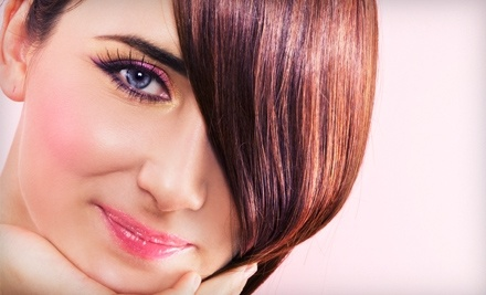 $100 Groupon to Intrigue Hair Salon - Intrigue Hair Salon in Fairfield