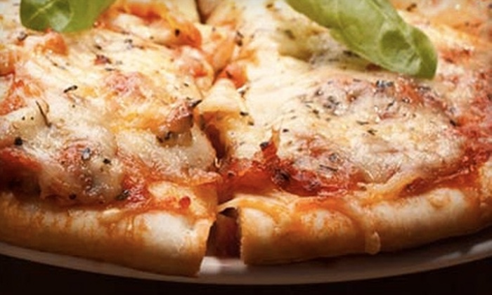Guarino's Pasta & Pizza - Port Richey: $10 for $20 Worth of Italian Fare and Drinks at Guarino's Pasta & Pizza in Hudson