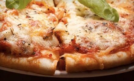 $20 Groupon to Guarino's Pasta & Pizza - Guarino's Pasta & Pizza in Hudson