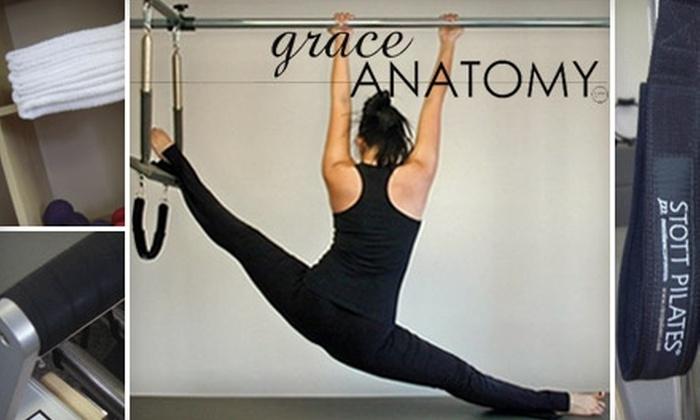 Grace Anatomy Pilates Studio - Studio City: $40 for Three Group Pilates Classes at Grace Anatomy Pilates Studio in Studio City ($90 Value)
