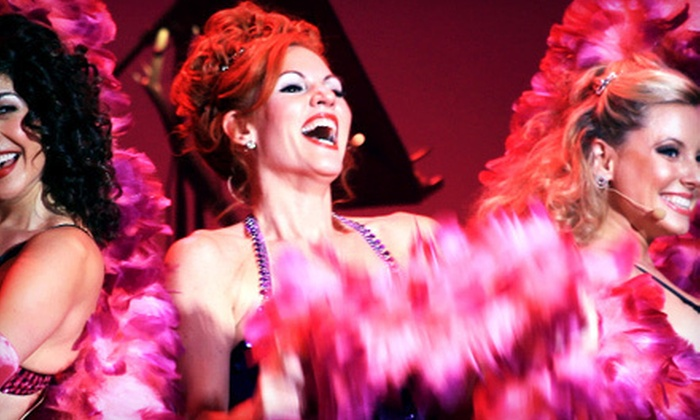 """""""Burlesque to Broadway"""" - Master Theatre: """"Burlesque to Broadway"""" Show Package with Wine at Millennium Theatre on May 18 or 19 at 8 p.m. (Up to Half Off)"""