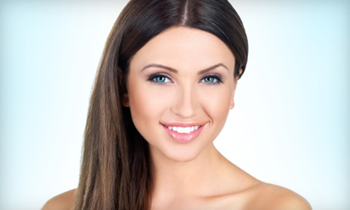 Skin Blends - Springfield MO: Jet and RFT Facial-Firming Treatment or Skin-Tag or Blemish Removal at Skin Blends (Up to 78% Off)