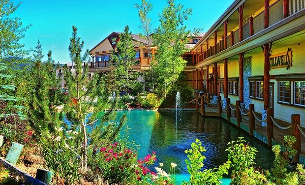 Big Bear Lake Hotel Room