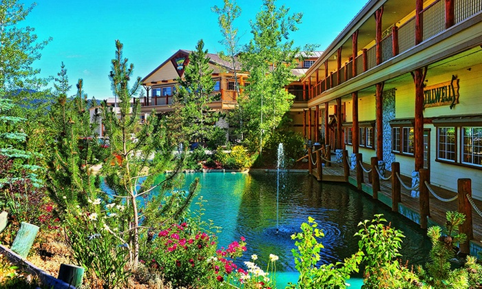 Rustic Big Bear Lake Resort