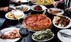 Up to 37% Off Family-Style Italian Dinner at The Star on Park