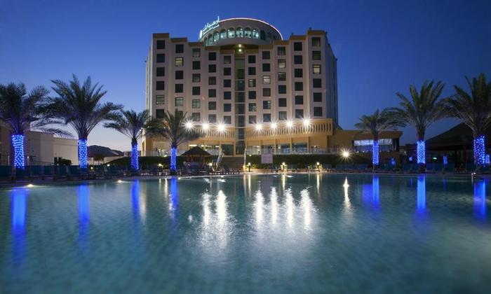 Oceanic Khorfn Resort Spa Khor Fn 1