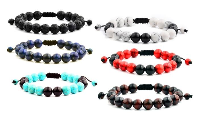 Tie Stone Bracelet