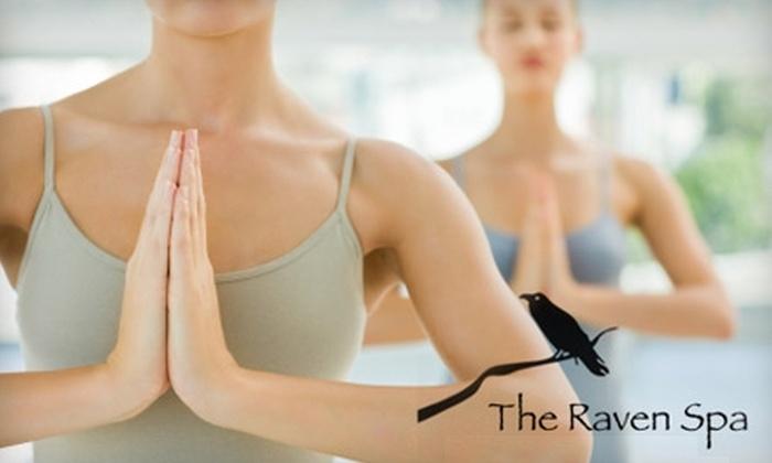The Raven Spa - Silver Lake: $30 for Five Kundalini Yoga Classes at The Raven Spa in Silver Lake ($75 Value)