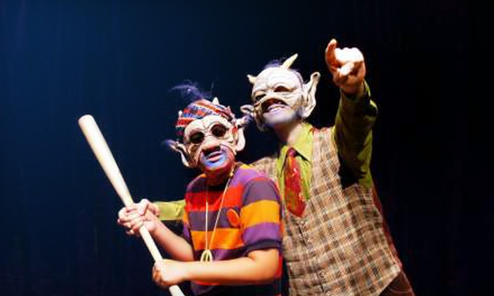 """kidsActing - Upper Boggy Creek: $12 for One Adult and One Child Ticket to """"Monsters!"""" Presented by kidsActing ($24 Value)"""
