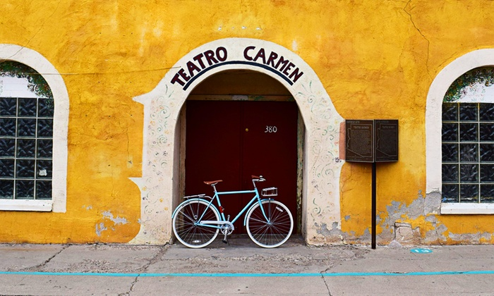 Tucson Bike Tours - 4th Avenue Shopping District: Pedal the Old Pueblo Bike Tour for Two, Four, or Six from Tucson Bike Tours (Up to 55% Off)