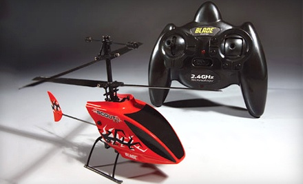 The Blade Scout RC Helicopter (a $60 value) - RC Hobby Shop in Sugar Land
