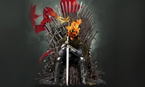 """""""Thrones! The Musical Parody"""": A Parody of """"Game of Thrones"""": """"Thrones! The Musical Parody"""": A Parody of """"Game of Thrones"""" (July 22–August 19)"""