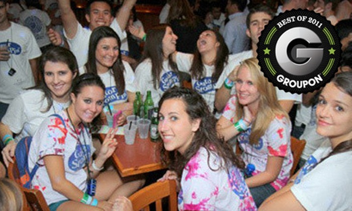 The Pledge 5 Foundation - Gainesville: $19 for Gator Stompin' Pub Crawl from The Pledge 5 Foundation on May 3 ($40 Value)