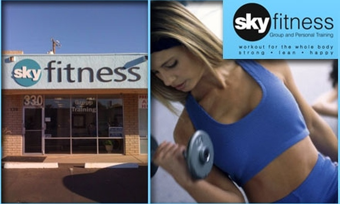 Sky Fitness - Windsor Square: $13 for Three Group Training Classes at Sky Fitness