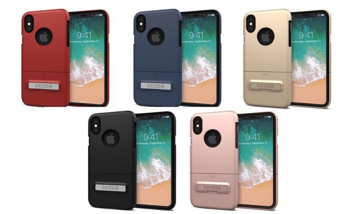 uk availability 338a3 dae6e Seidio Surface Case for iPhone X | Groupon