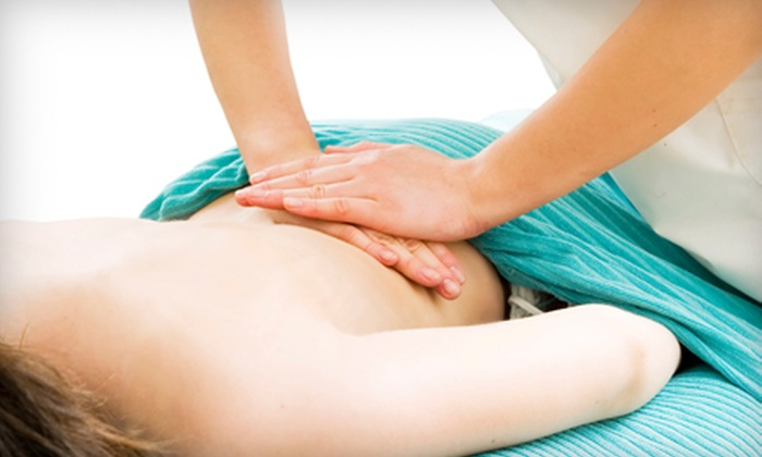 Northwest Massage Therapy - Roselle: $39 for a One-Hour Massage at Northwest Massage Therapy in Roselle ($75 Value)