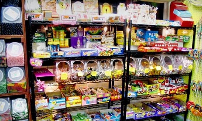 The Sugar Shack - Bastrop: $5 for $10 Worth of Candy and Gifts at The Sugar Shack in Bastrop