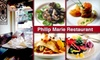 Philip Marie - West Village: $20 for $40 Worth of New American Cuisine at Philip Marie Restaurant