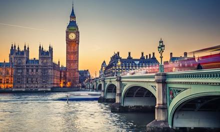 ✈ Londres : 2 ou 3 nuits avec petit-déjeuner au Royal National Hôtel et vols A/R depuis Paris CDG ou Marseille