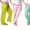 Love 2 Sleep Women's Printed Lounge Pants (4-Pack)