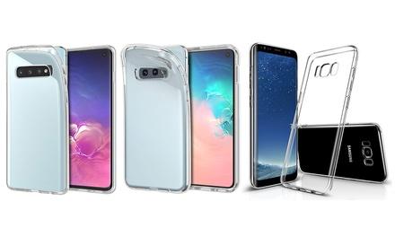 Transparent TPU Smartphone Case