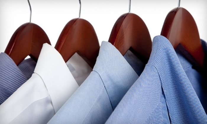 Betty Brite Cleaners - Mahwah: $10 for $20 Worth of Dry Cleaning at Betty Brite Cleaners in Mahwah