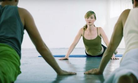 5 Classes (a $50 value) - Yoga Etc. Studio in St. Petersburg