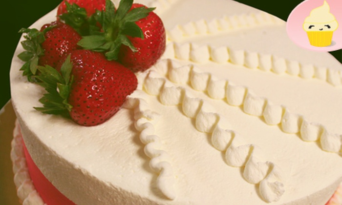 Pastel! Cakes and More - Archer Heights: $16 for a 9-Inch Cake or 18 Cupcakes at Pastel! Cakes and More (Up to $33.50 Value)