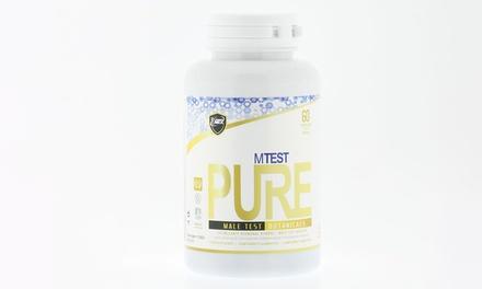 1 ou 2 mois de cure MTEST, permet d'augmenter naturellement le niveau de testostérone