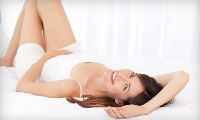 Sonterra Laser Med Spa - Stone Oak: Six Laser Hair-Removal Treatments on an Extra-Small, Small, or Medium Area at Sonterra Laser Med Spa (Up to 80% Off)