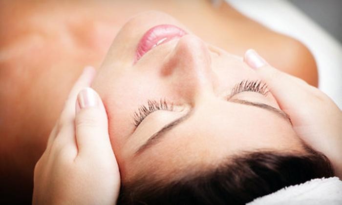 Natural Rejuvenation Aveda - Spokane Valley: Facial and Massage Packages at Natural Rejuvenation Aveda in Spokane Valley (Up to 52% Off). Three Options Available.