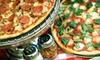Half Off at Vito's Pizza and Italian Ristorante